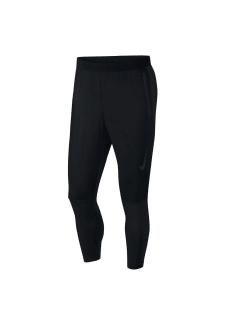 Nike Shield Swift Running Pants Laufhosen für Herren Schwarz