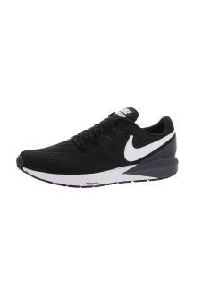 buy online 215ec be8aa Nike Air Zoom Structure 22 - Chaussures running pour Femme - Noir