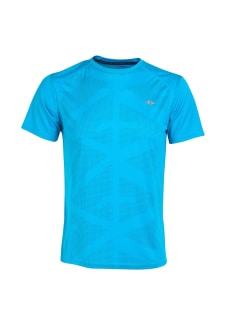 88f86313da04 Athlitech Cross Athletic Shirt - Laufshirts für Herren - Blau