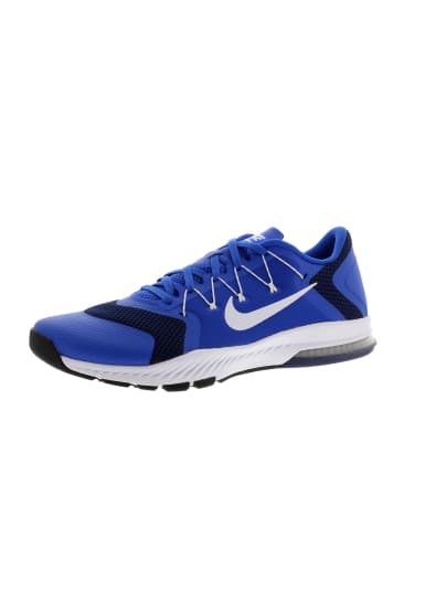 Complete Nike Pour Train Chaussures Fitness Zoom Homme Bleu PikOXZuT