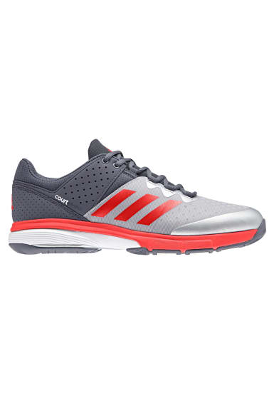 Homme Gris Stabil Adidas Pour Handball Chaussures Court rCQWedxBo