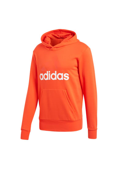 Orange French Pour Homme Adidas Pullover Pulls Sweats Essentials Linear Terry stdorChQxB