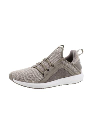 Beige Knit Femme Puma Nrgy 21run Chaussures Pour Mega Fitness qvS4wf