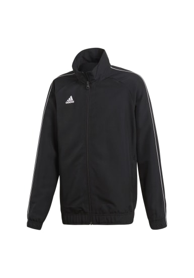 Running Jackets Adidas Core Präsentationsjacke 18 Black 6xnf7pgn