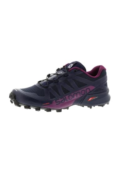 Salomon Pro Pour Running 2 Bleu Femme Speedcross Chaussures cl1KFJ