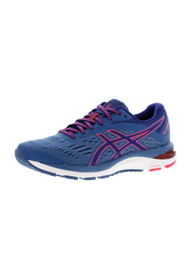 Femme Pour Chaussures 20 Gel Running Bleu Asics Cumulus RL35q4Aj