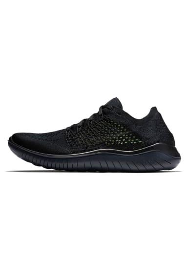 Chaussures Nike Flyknit Noir Pour 21run Running Free Homme Rn 2018 TTqUwISxp