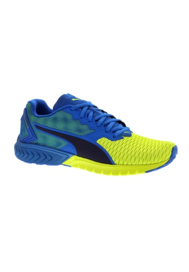 Ignite Dual Puma Running Pour Homme Chaussures Bleu21run QCtrdBshx