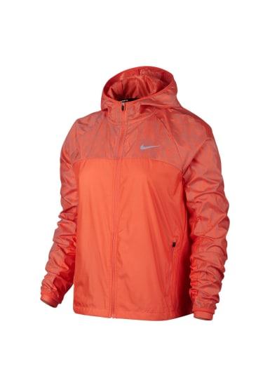 Mujer Jacket De Nike Shield Para Rojo Flash Chaquetas Running Fc3uKl1JT