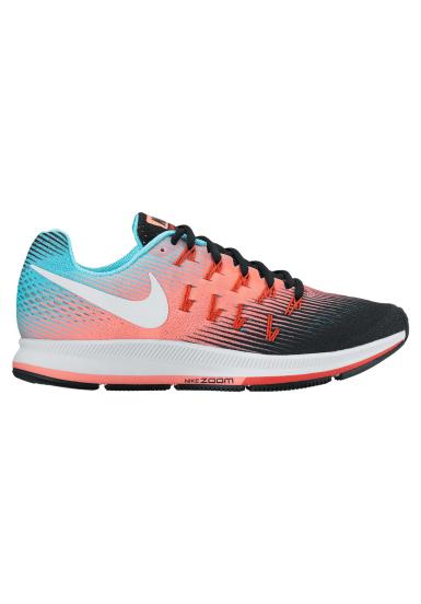 Pour Nike Air 33 Gris Femme Chaussures Zoom 21run Pegasus Running BYHrYx1qn