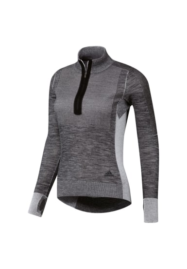 12 Para Gris Sudaderas Zip Ultra 21run Mujer Adidas Primeknit nxw1SEz