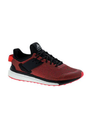 Adidas 3 Chaussures Response Pour Running Femme Rouge K1JcTlF