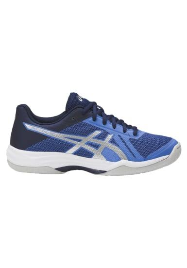 Pour Asics Chaussures Tactic Bleu Gel De Femme Volleyball wlPZkiOXTu