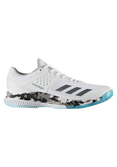 Grau21run Volleyballschuhe Damen Crazyflight Bounce Für Adidas CxoerdB