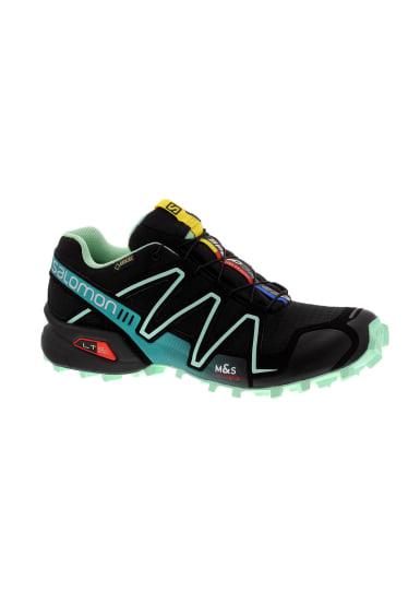 running Noir21RUN Speedcross 3 pour Chaussures Femme Salomon GTX lKc1FJ