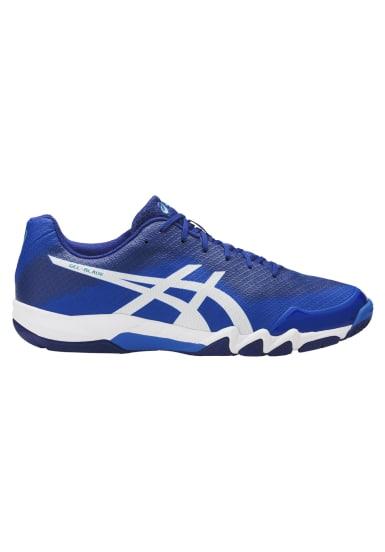 En Gel Salle Chaussures Bleu Homme Asics Sports 6 Blade Pour 21run BPwpxqX