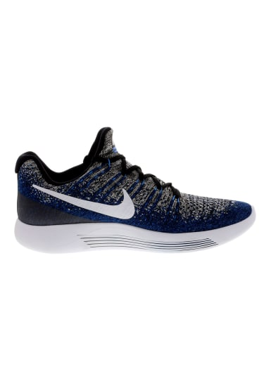 Nike LunarEpic Low Flyknit 2 Laufschuhe für Herren Grau