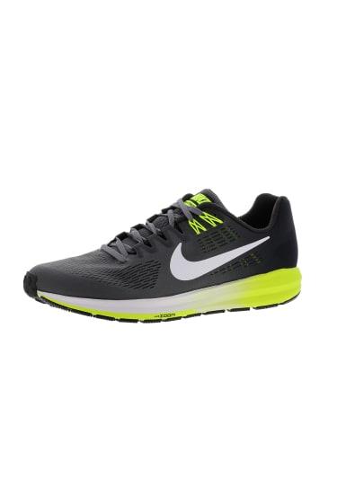 490cd65a0a4e6 Nike Air Zoom Structure 21 - Zapatillas de running para Hombre - Gris