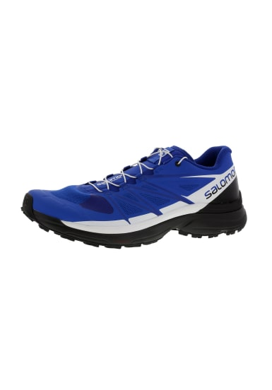 reputable site 2a710 6c7b4 Salomon Wings Pro 3 - Running shoes for Men - Blue