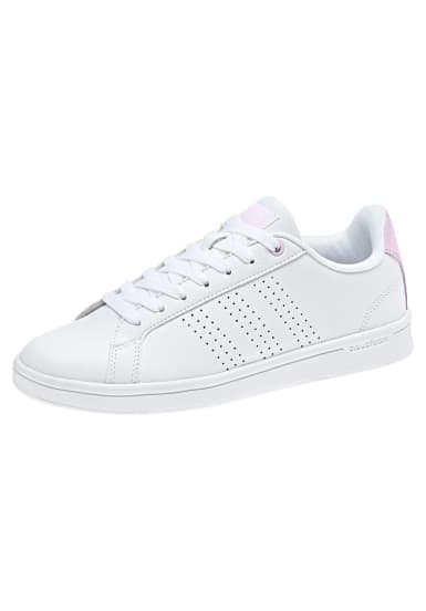 0f121f95080 ... best price adidas neo. cf advantage cl tennis shoes for women grey  f164a 1e23f