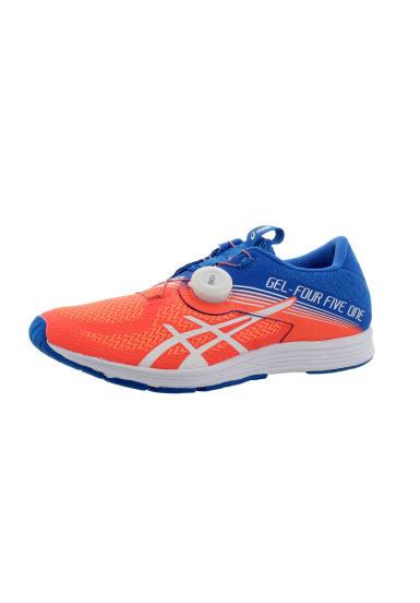 asics running mujer azul