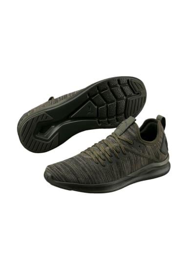 4e83ef481 Puma IGNITE Flash evoKNIT - Running shoes for Men - Green