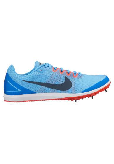 the latest b2914 c1d4d Nike Zoom Rival D 10 Track Spike - Spikes für Damen - Blau
