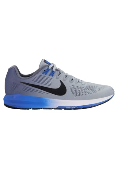 Nike Air Zoom Structure 21 - Laufschuhe für Herren - Grau