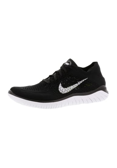 Nike Free RN Flyknit 2018 Chaussures running pour Homme Noir