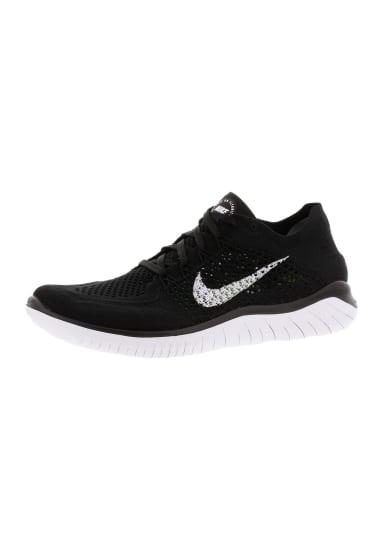 best wholesaler f9181 ee086 Nike Free RN Flyknit 2018 - Laufschuhe für Herren - Schwarz