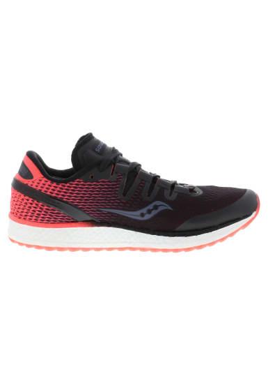 8d4fb3edff6d Saucony Freedom Iso - Chaussures running pour Femme - Noir