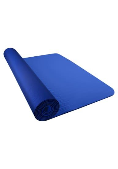 Nike Fundamental Yoga Mat 3mm Fitness Accessories Blue 21run
