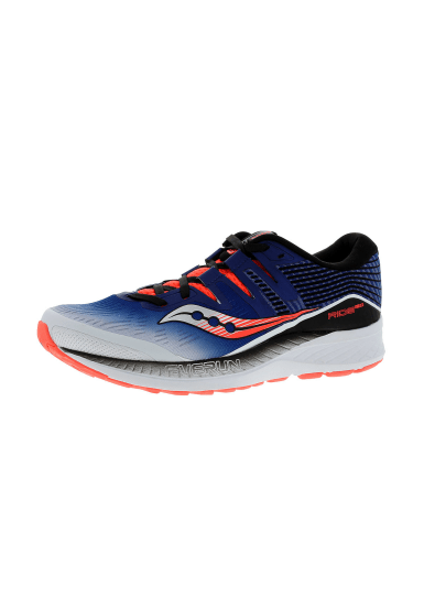 a936b1c67013 Saucony Ride Iso - Chaussures running pour Homme - Bleu | 21RUN