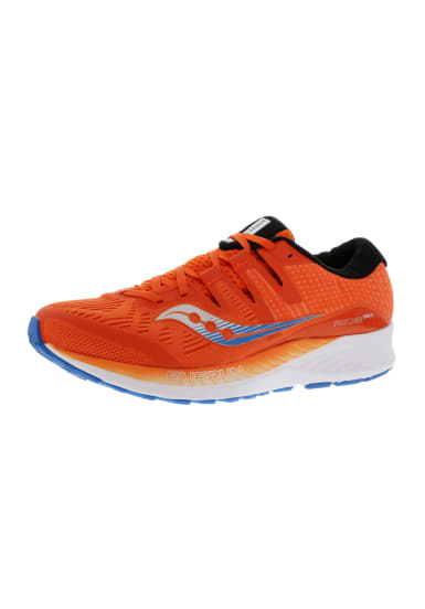 c4b1645c8645 Saucony Ride Iso - Chaussures running pour Homme - Orange | 21RUN