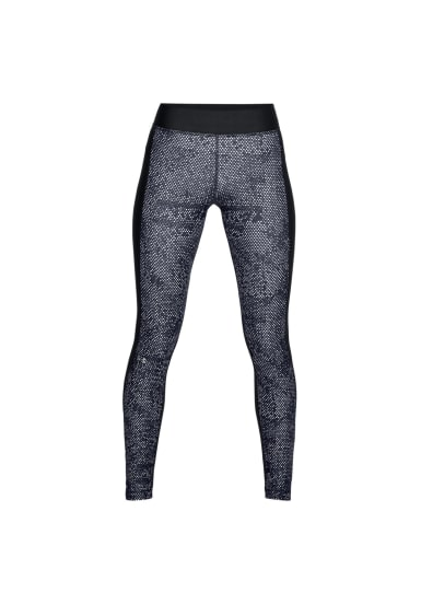 de496c984477ac Under Armour Heatgear Armour Printed Legging - Running trousers for Women -  Grey