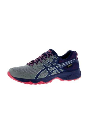 60d9ad00ad0 ASICS GEL-Sonoma 3 G-TX - Zapatillas de running para Mujer - Gris ...