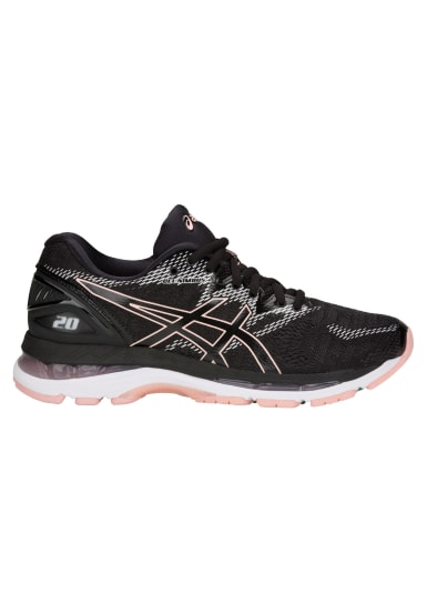 ASICS GEL-Nimbus 20 - Laufschuhe für Damen - Schwarz