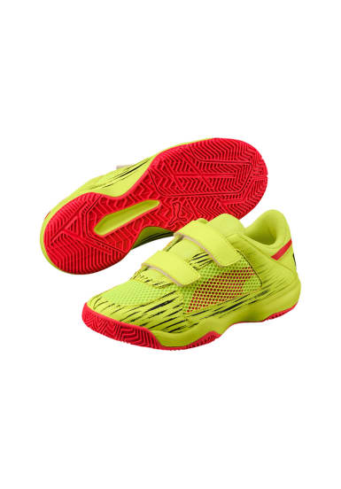 puma indoor evospeed netfit