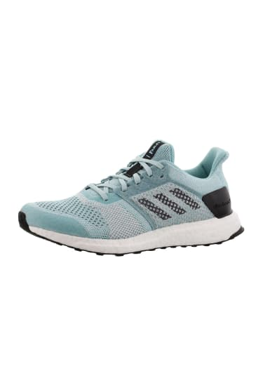 Adidas Ultra Boost St Parley Running Shoes For Women Blue