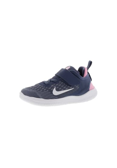 Nike Free Rn 2018 (tdv) - Running shoes - Blue