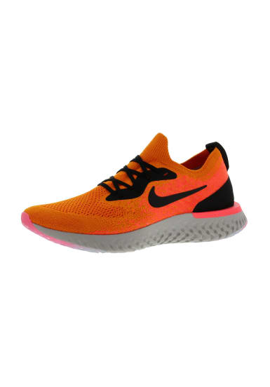 newest 12d4b 4def2 Nike Epic React Flyknit - Laufschuhe für Damen - Orange