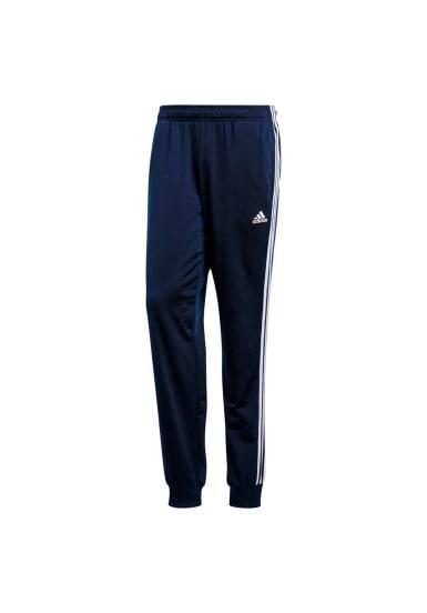 3b26a69cde421 adidas ESS 3S T TRICOT - Pantalons fitness pour Homme - Bleu | 21RUN