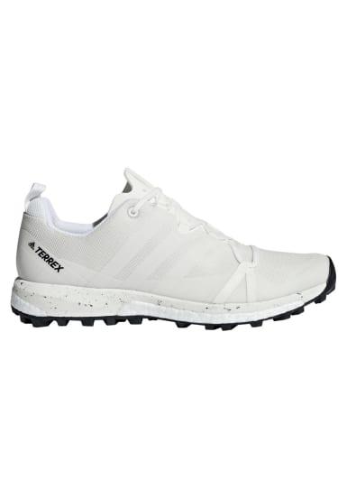 nouveau style 11c4b dcd8e adidas TERREX TERREX AGRAVIC - Chaussures running pour Homme - Blanc