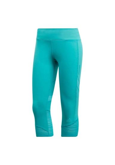 017b04e23d3 adidas How We Do 3/4 Tights - Running trousers for Women - Blue | 21RUN