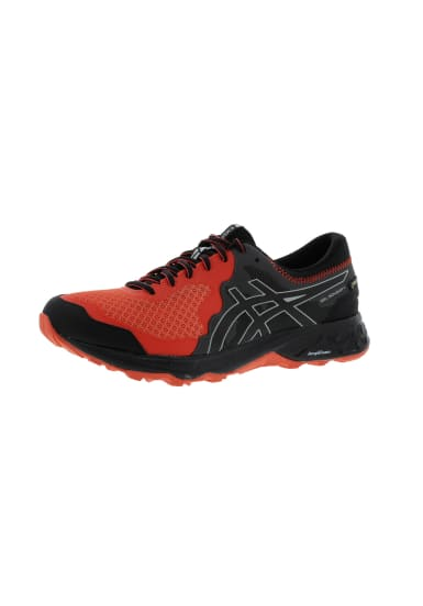 4d0b83d1dfb ASICS GEL-SONOMA 4 G-TX - Chaussures running pour Homme - Rouge