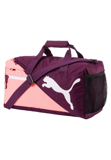Puma Fundamentals Sports Bag S - Sporttaschen - Lila