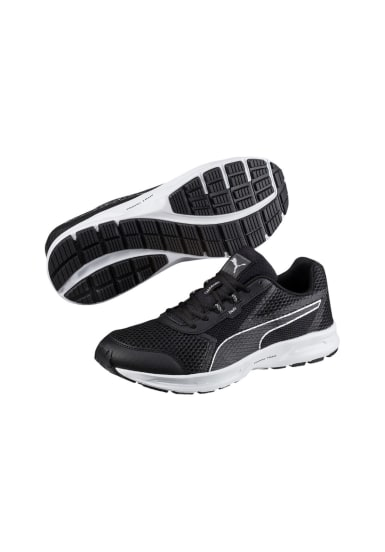 33e8980419ae Puma Essential Runner - Running shoes for Men - Black