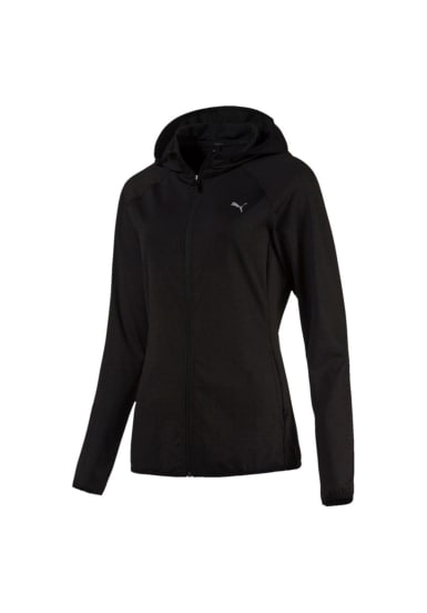 3257c173788c7 Puma Essential Loose Jacket - Running jackets for Women - Black