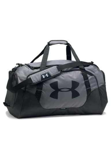 57af702f8b850 Under Armour Undeniable Duffle 3.0 Medium - Bolsas de deporte - Gris ...