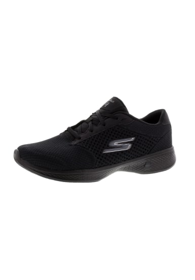 a5d9baf4fbf1b ... Skechers Go Walk 4 - Exceed - Zapatillas de running para Mujer - Negro  super popular ...